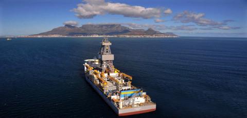 The Pacific Bora vessel