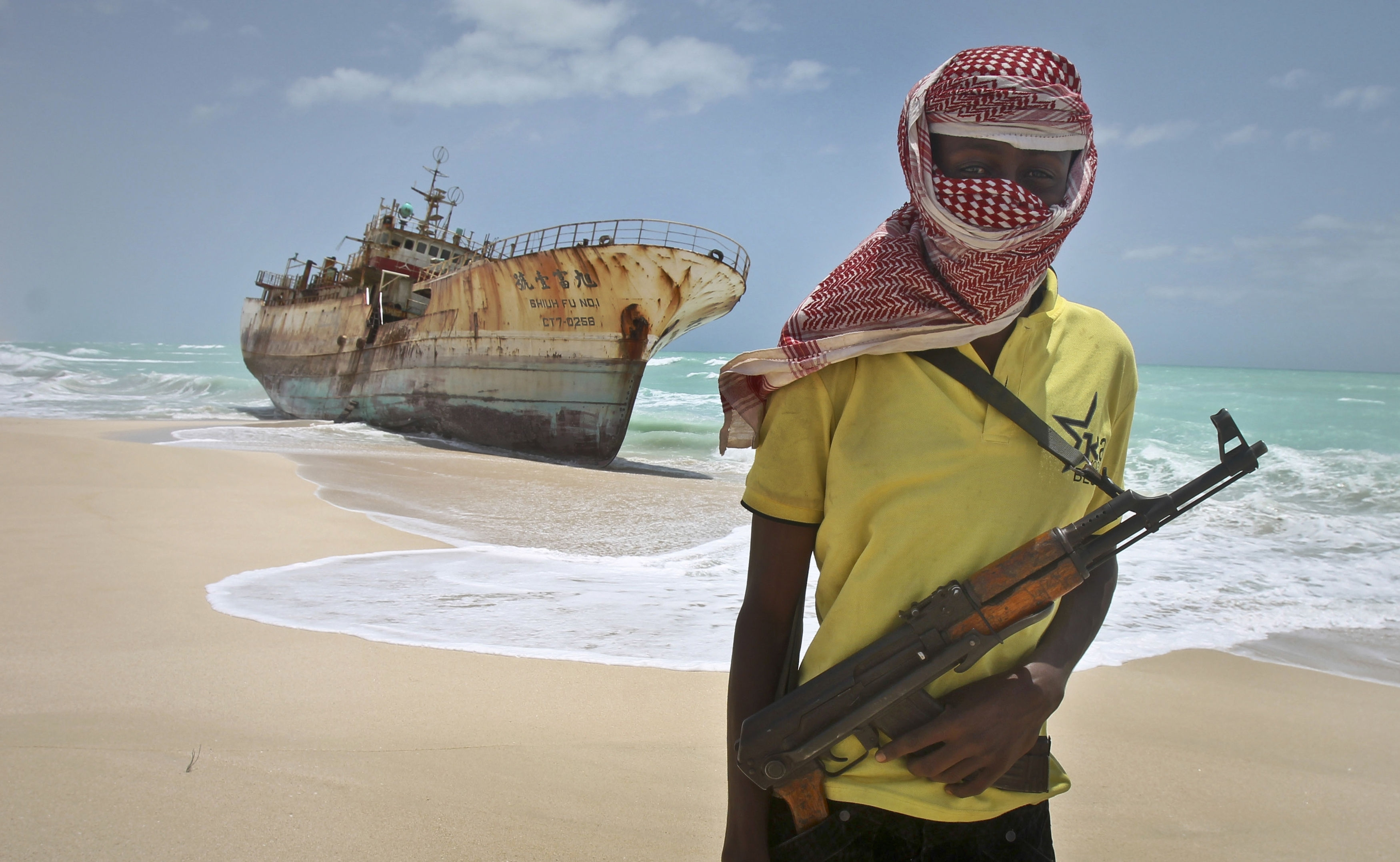 Pirates hijack oil tanker