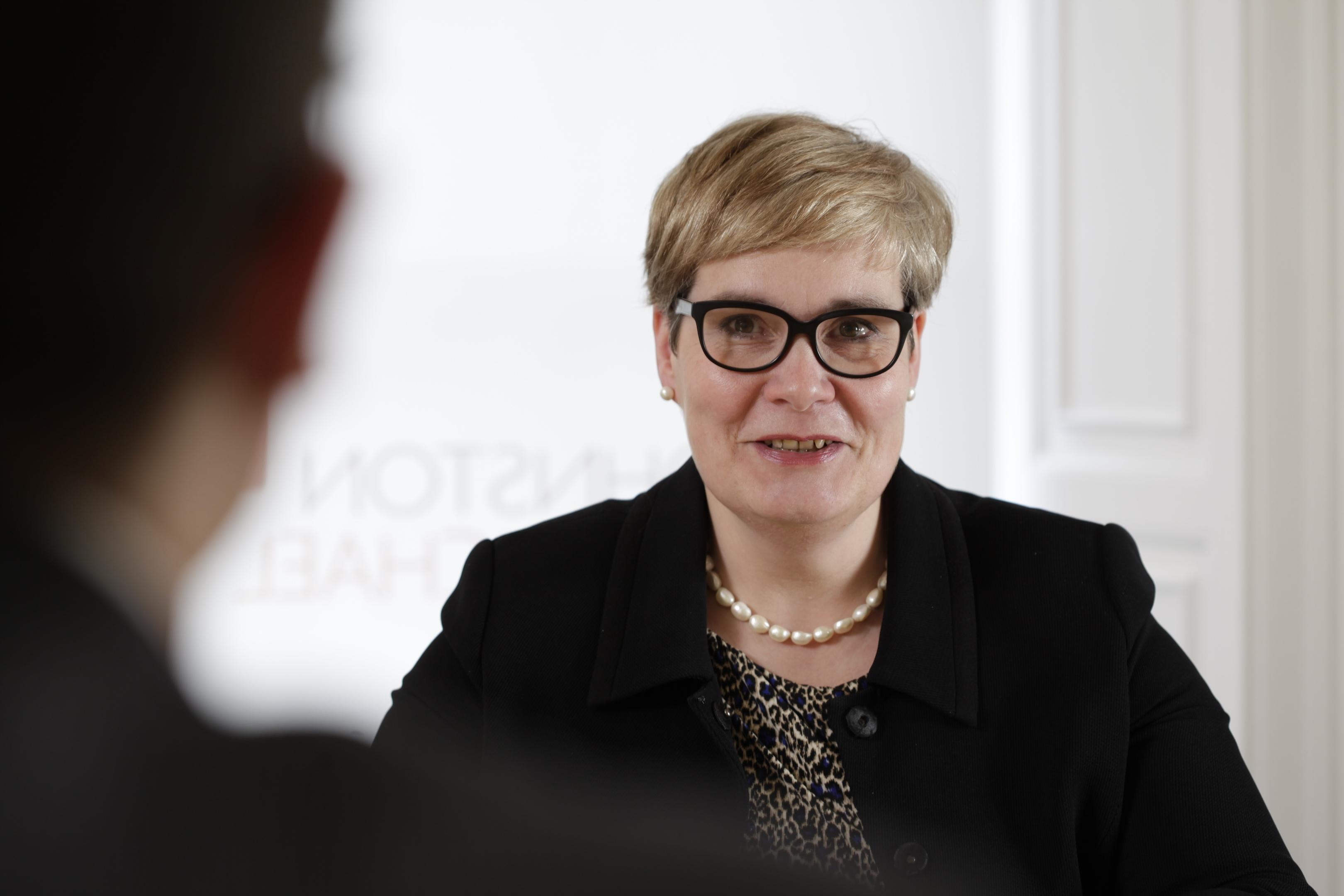 Johnston Carmichael (JCCA) head of tax, Susie Walker