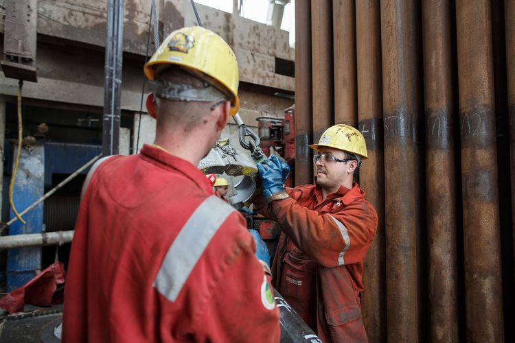 Employers are hopeful of increased North Sea work.