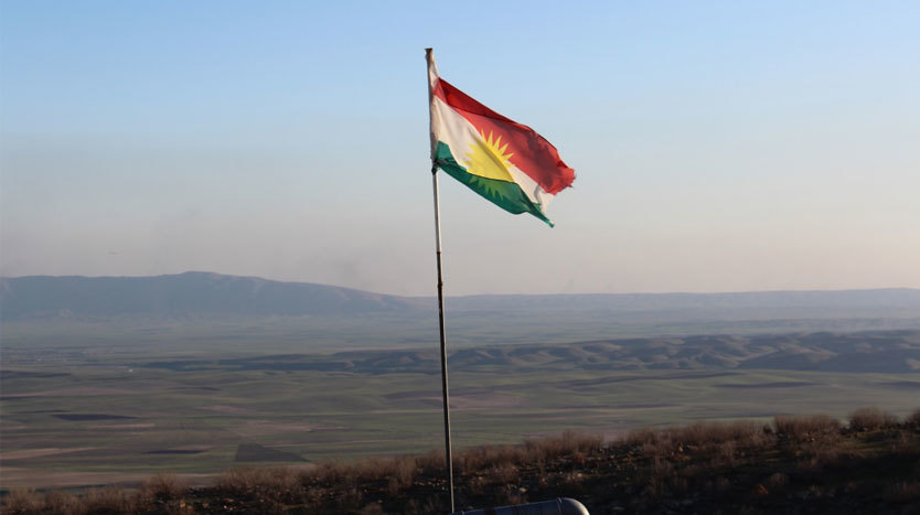 The Kurdistan region of Iraq