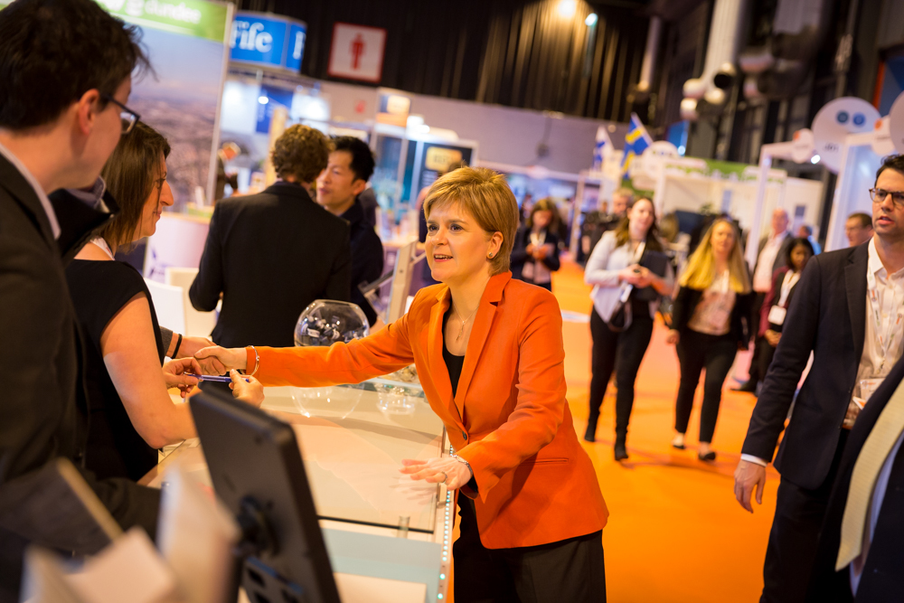First Minister wants to boost innovation and inclusivity.