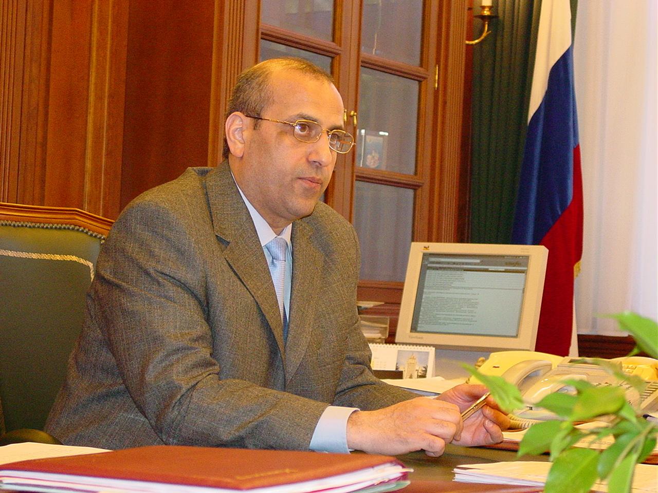 Igor Yusufov