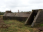 The air raid shelter at the site.