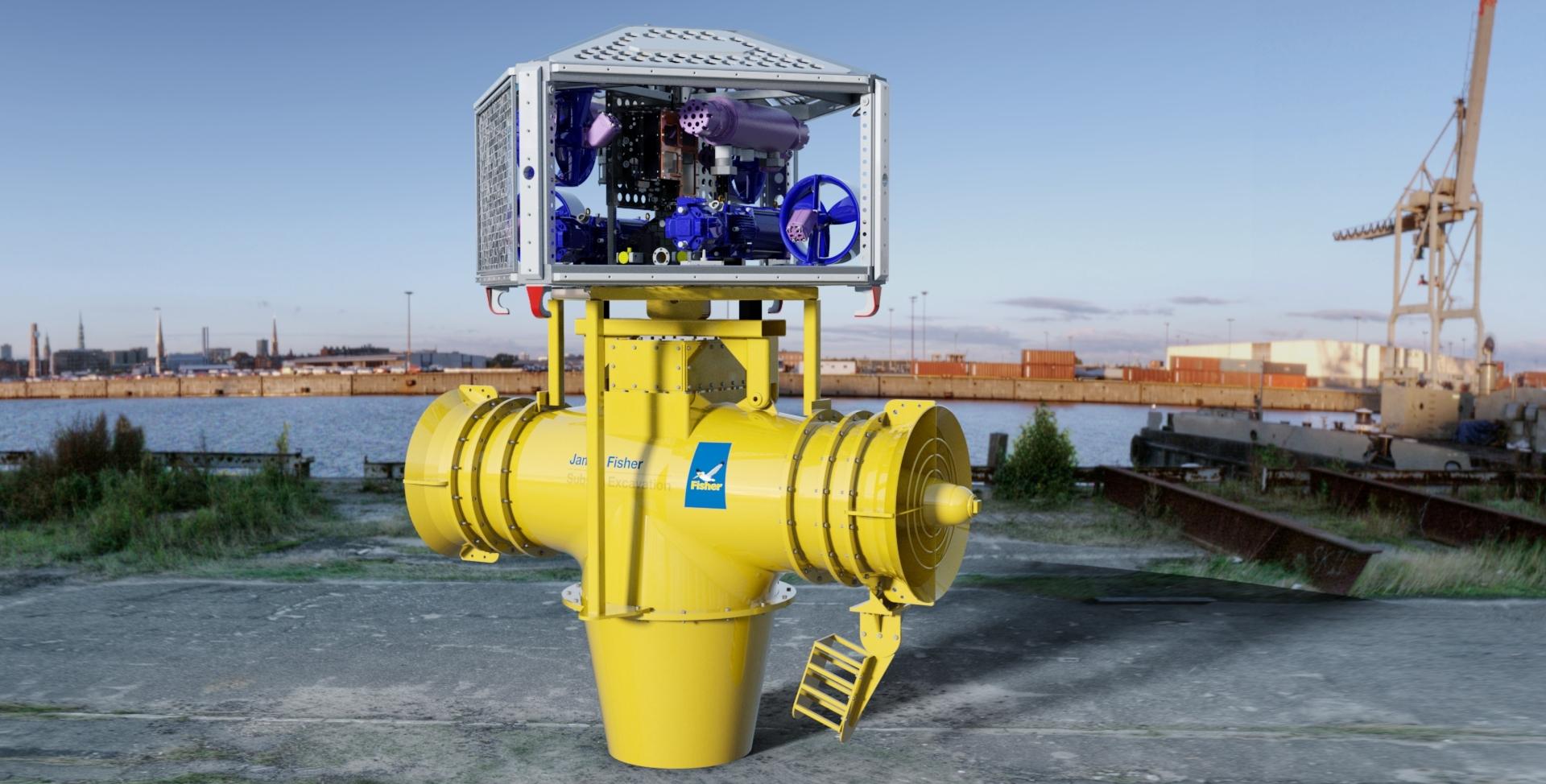 The new MultiROV