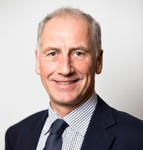 Trevor Garlick, chairman of ONE's oil and gas sector board