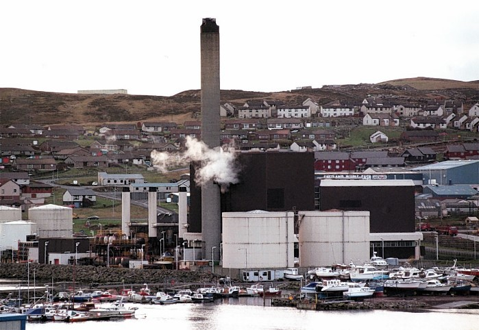 Lerwick Power Station