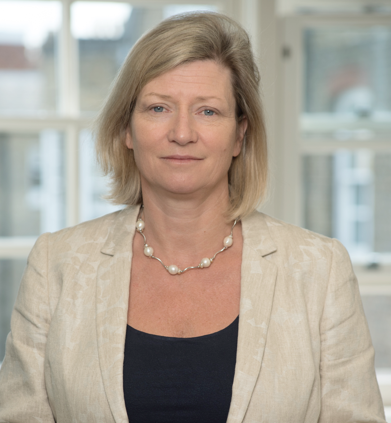Echo chief executive Fiona MacAulay