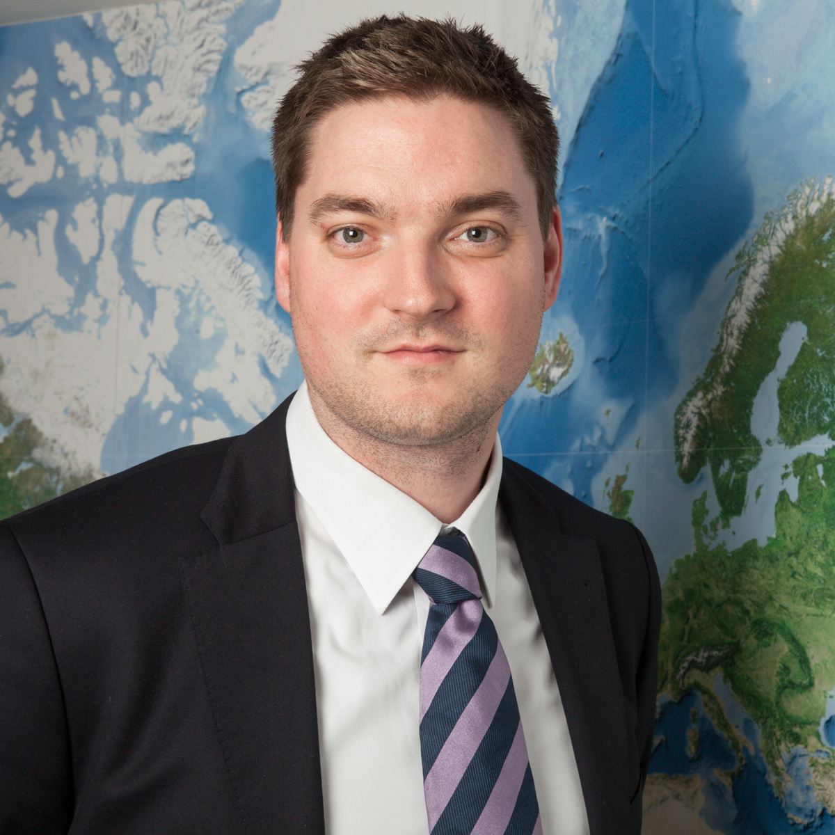 James Wood of International SOS