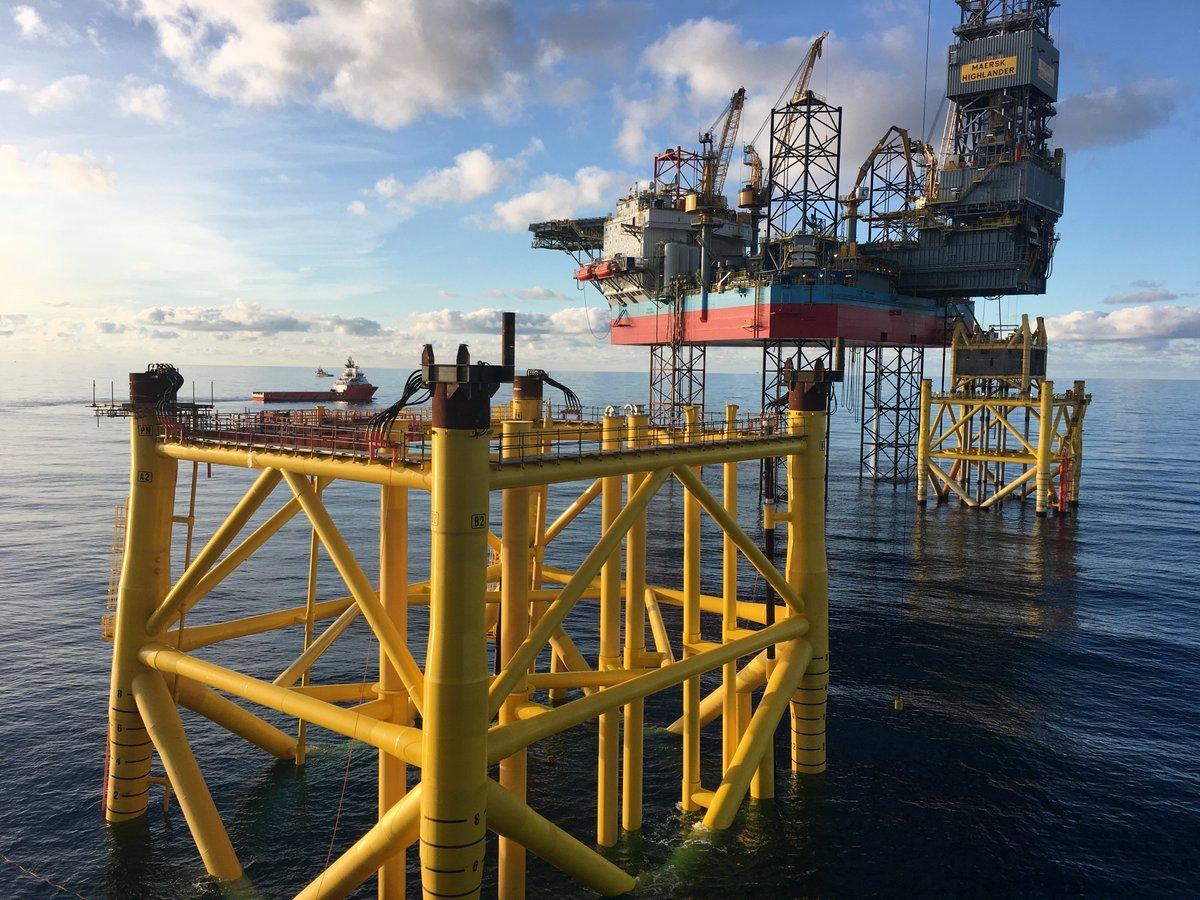 Maersk Oil news