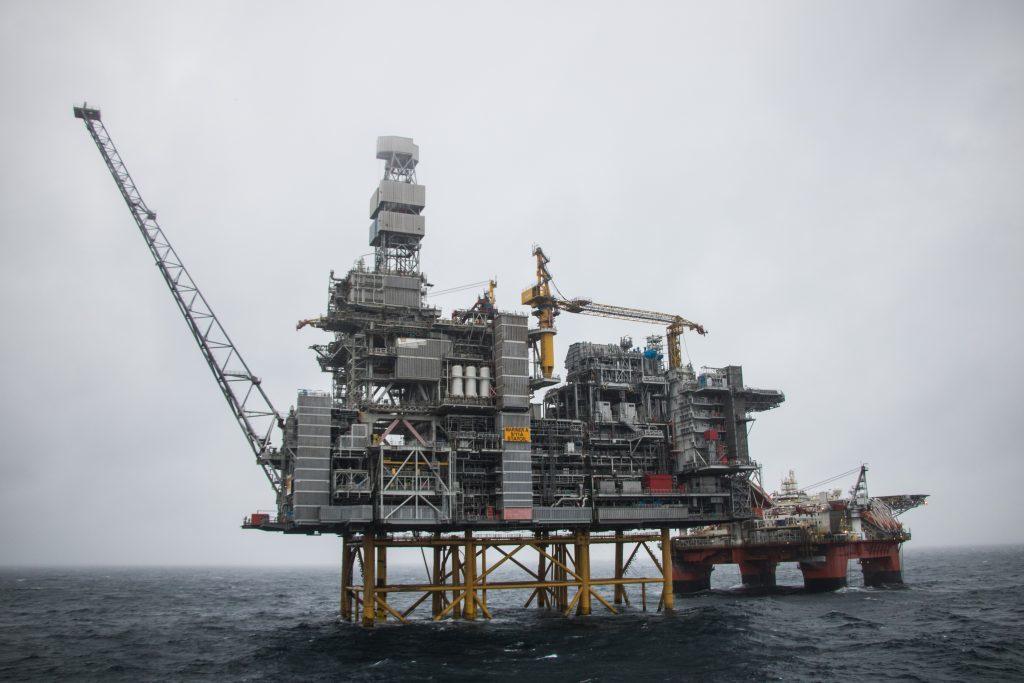 Statoil Investigating Fire On Mariner A Platform News