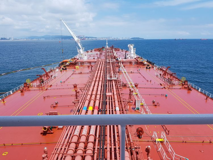 Oil tanker news