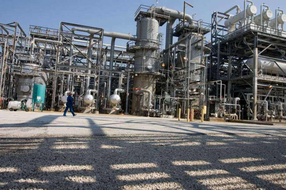 Refineries in Gulf Brace for Another Hit