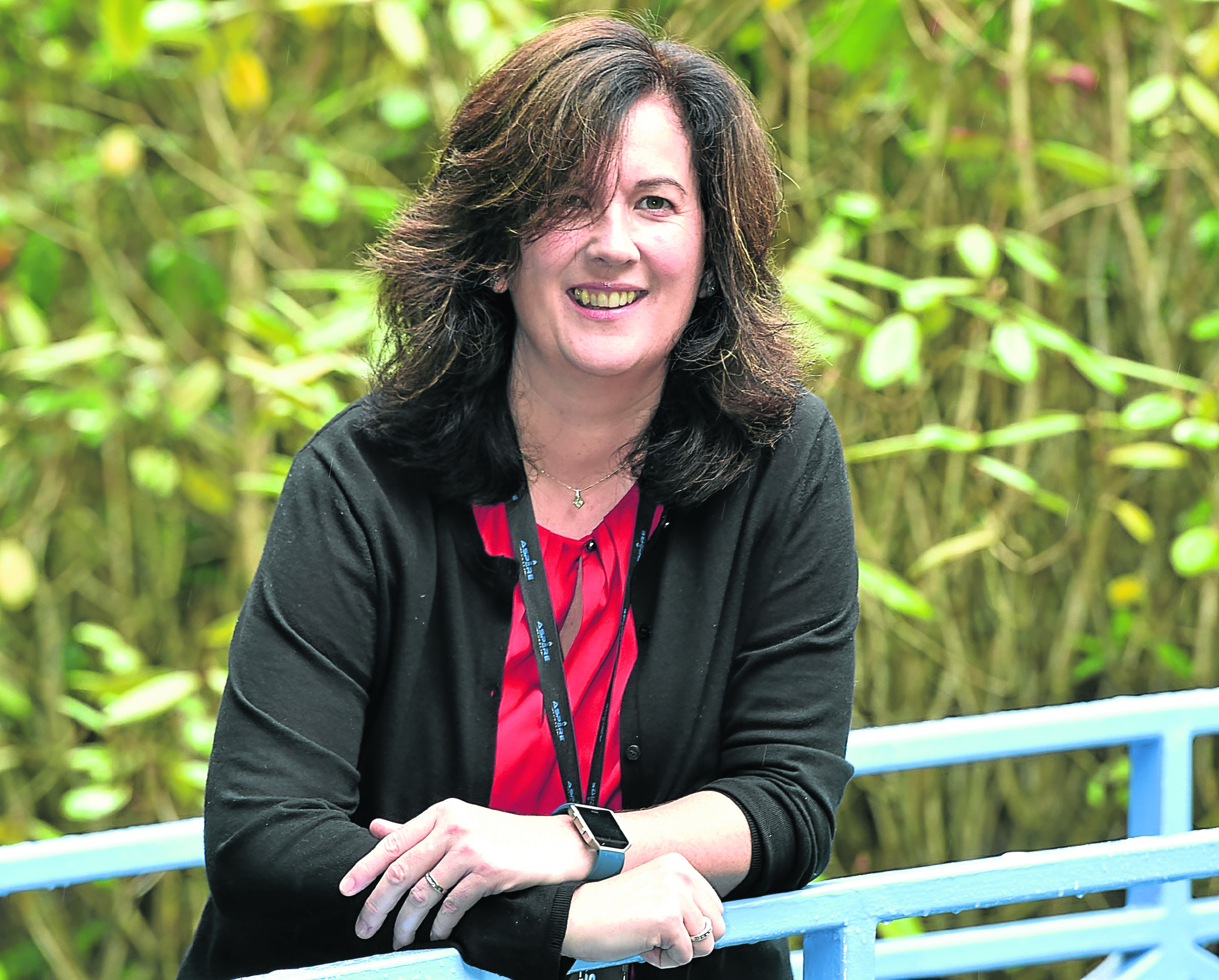 Victoria Munro has worked in the the oil and gas sector for 17 years