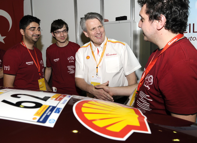 Ben van Beurden, CEO Royal Dutch Shell