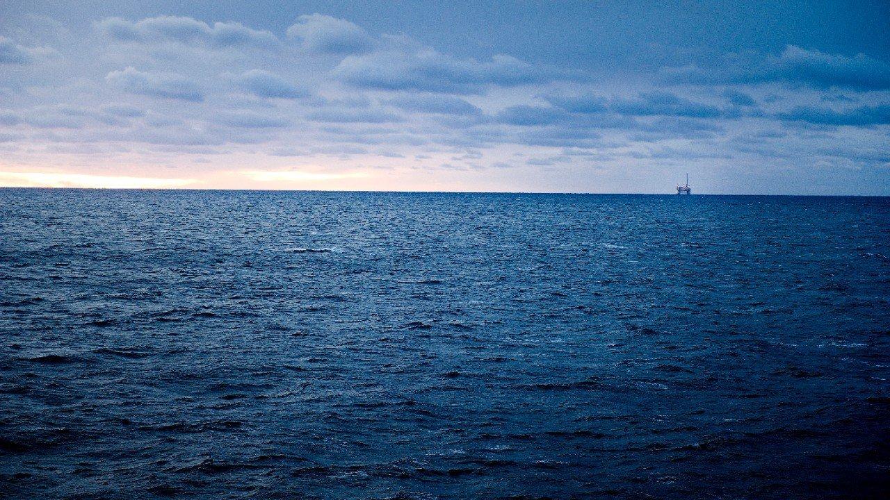 The Åsgard field in the Norwegian Sea. (Photo: Ole Jørgen Bratland)