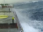 VIDEO: Hurricane creates huge waves