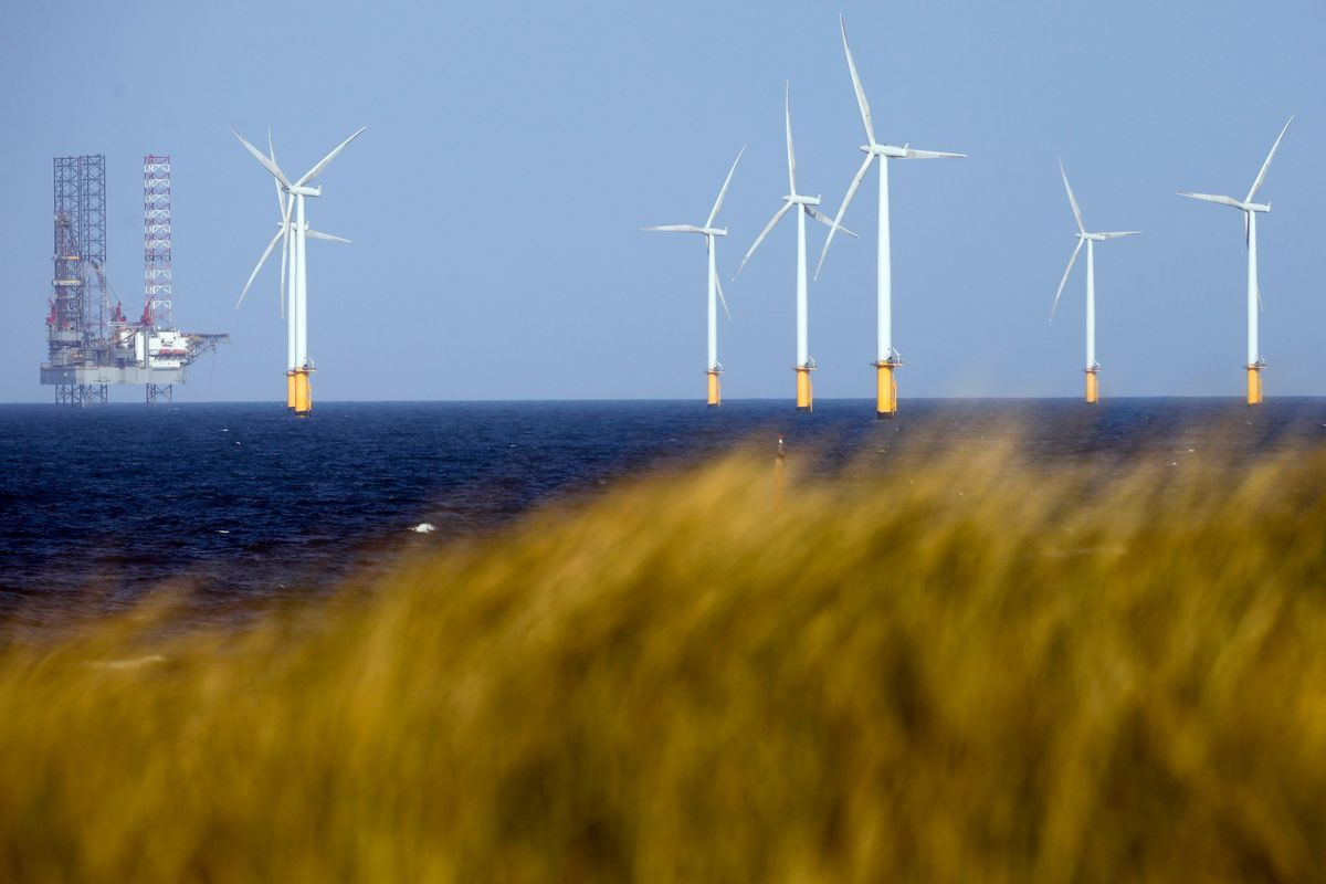 Offshore wind.