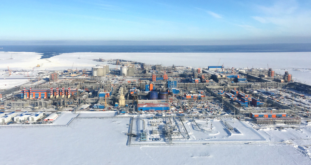 The Yamal LNG project