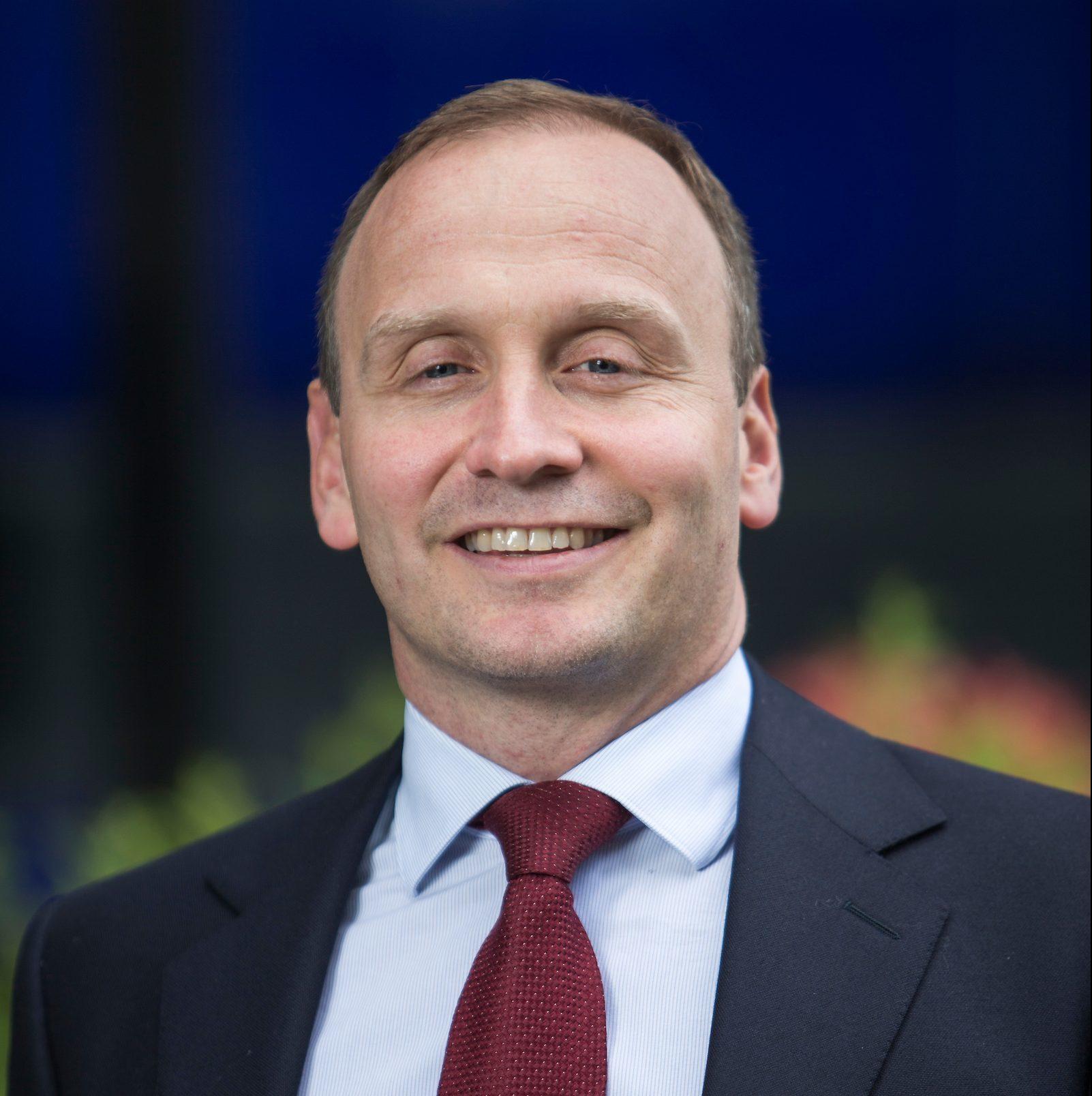 Graham Hollis, senior partner for Aberdeen