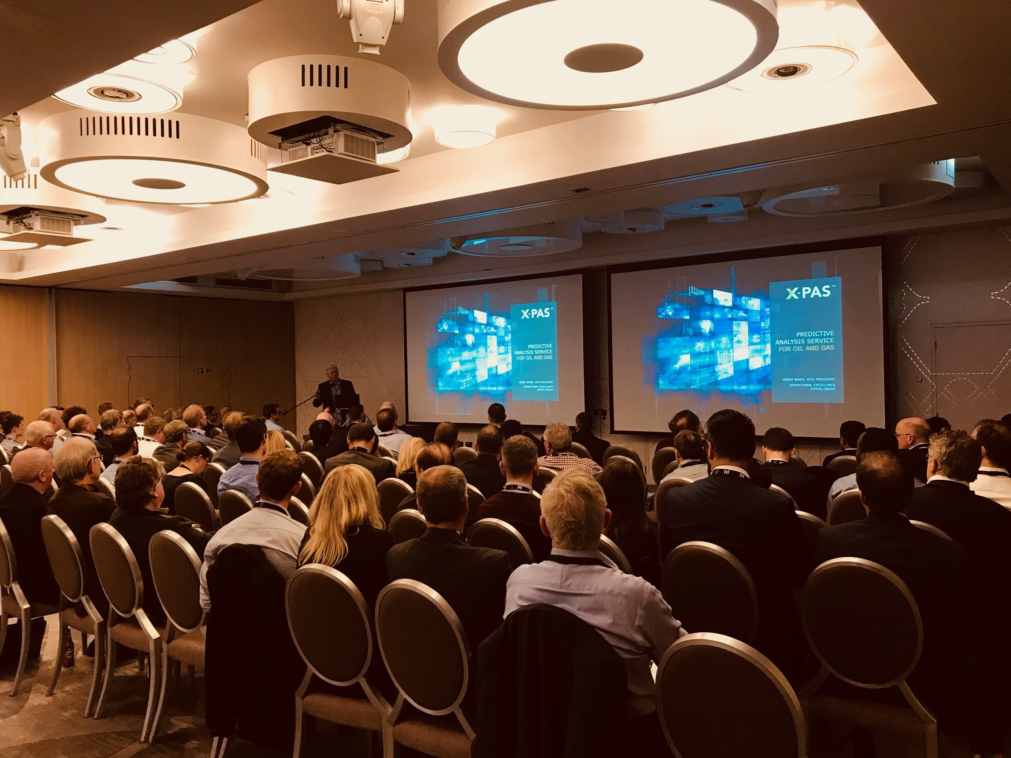 Last week;s Innovation Network Tech Talk event