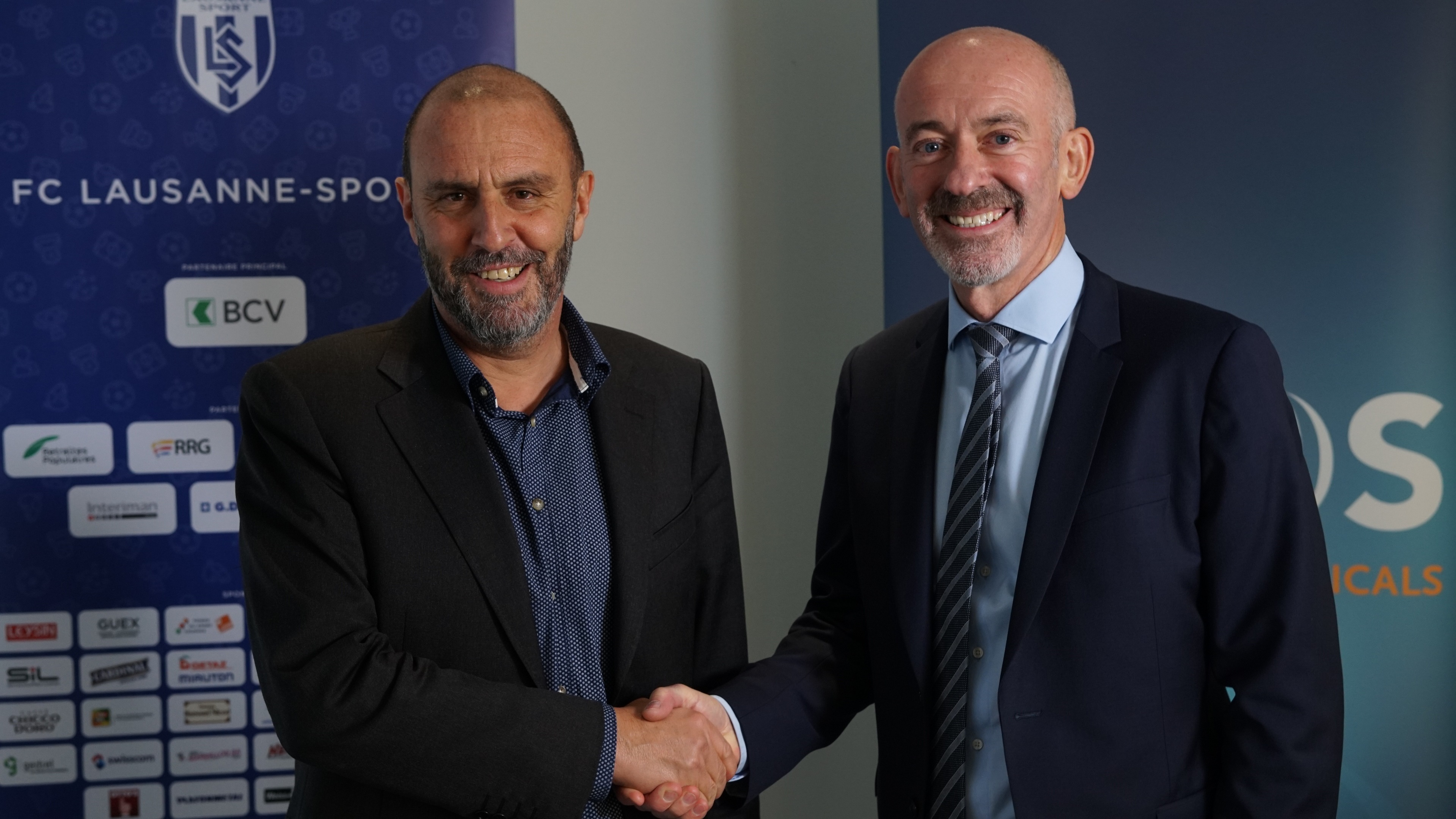 Ineos purchase Lausanne Sport.