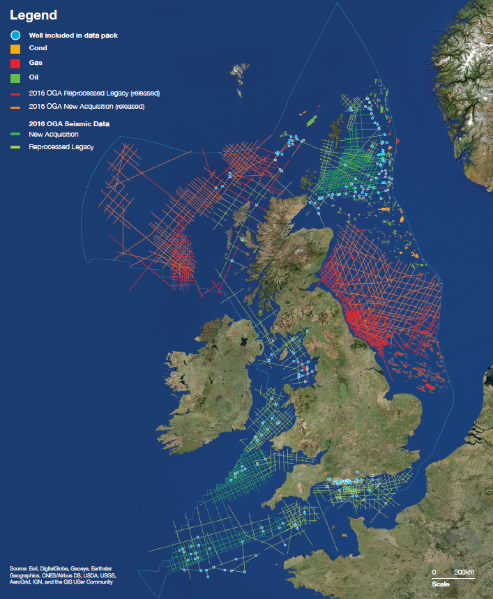 Seismic data