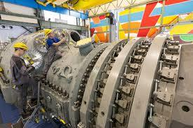 The first in popularity of combined cycle gas turbines (CCGT)