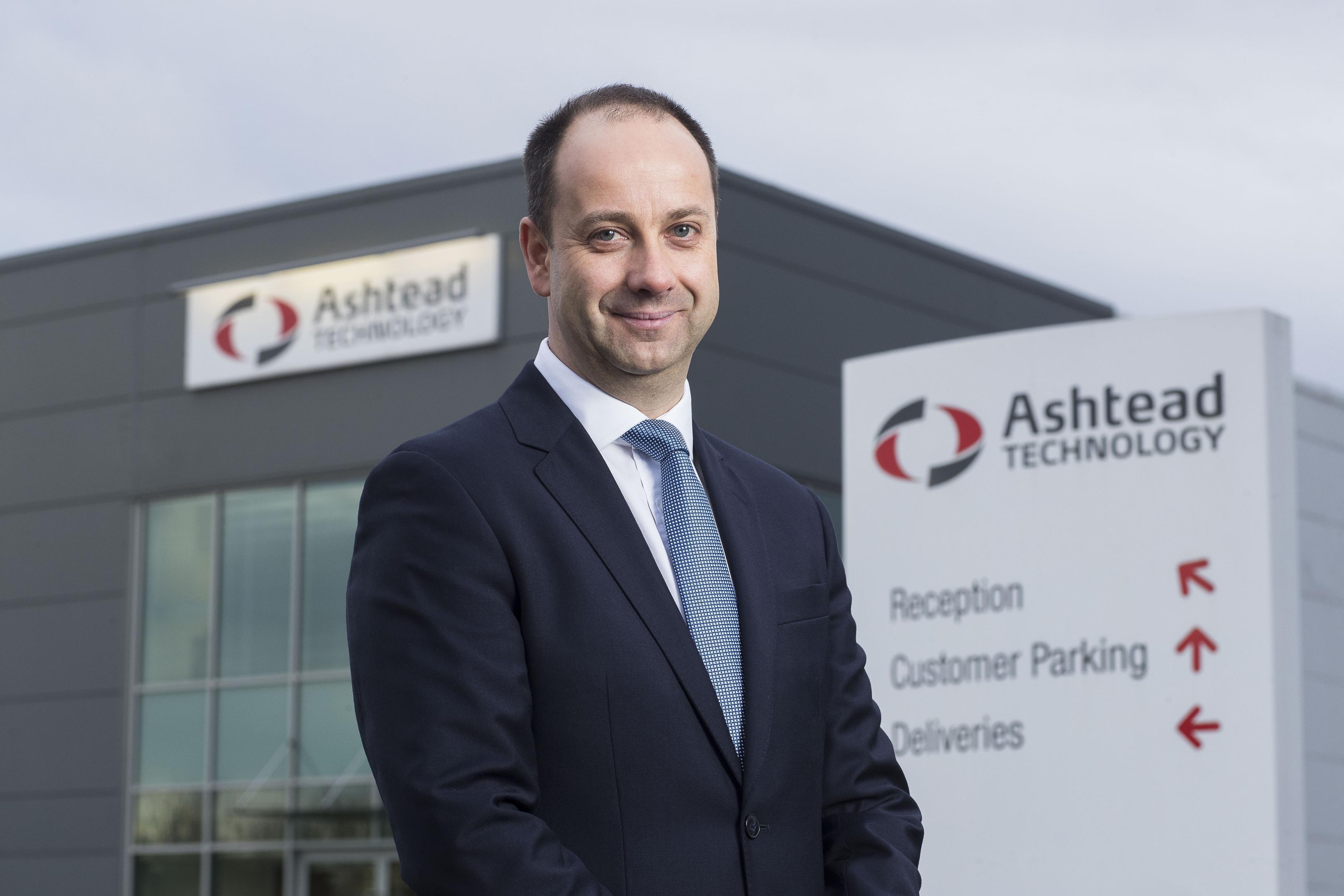 Ashtead Technology CEO Allan Pirie