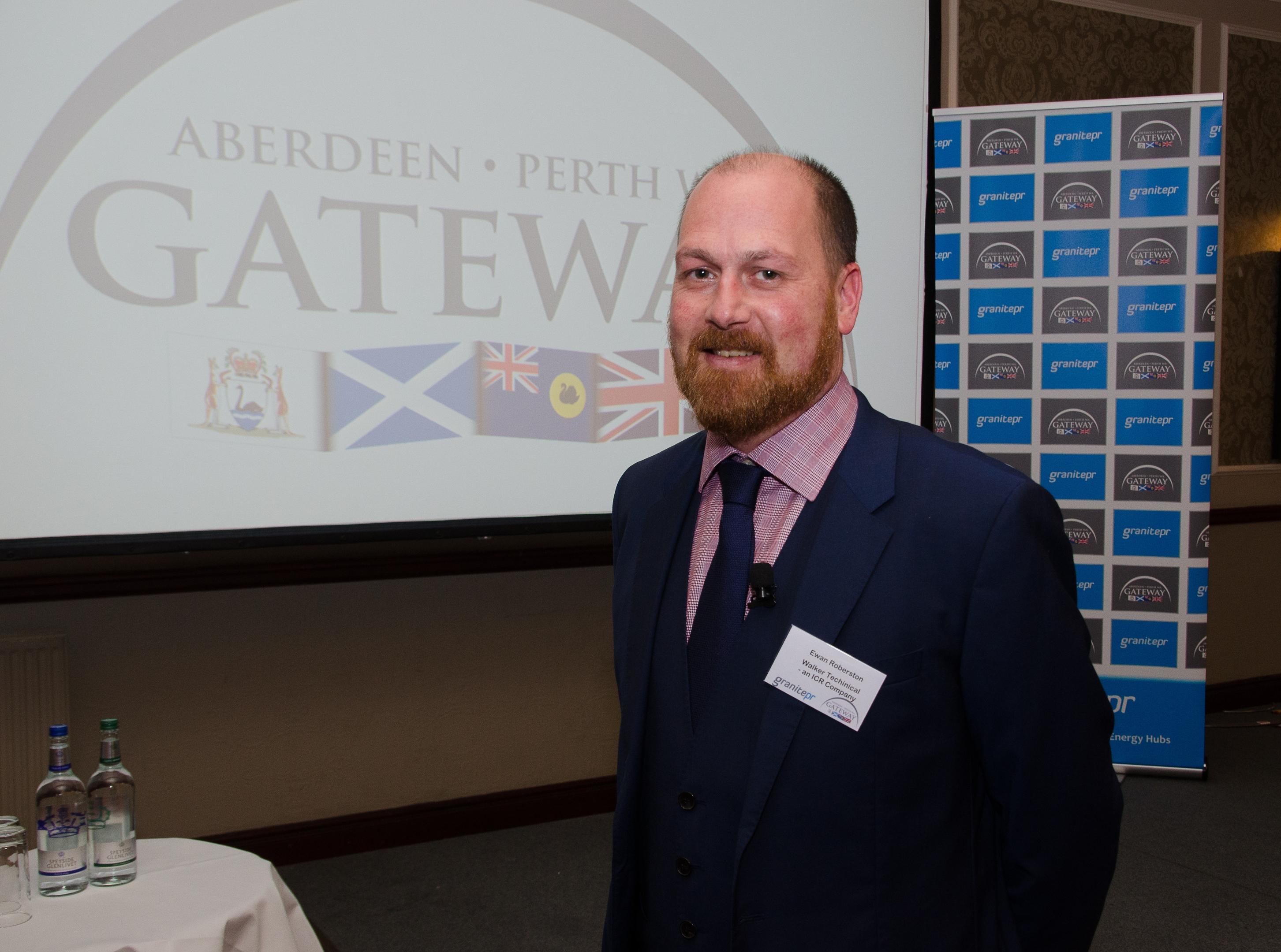 Ewan Robertson ICR