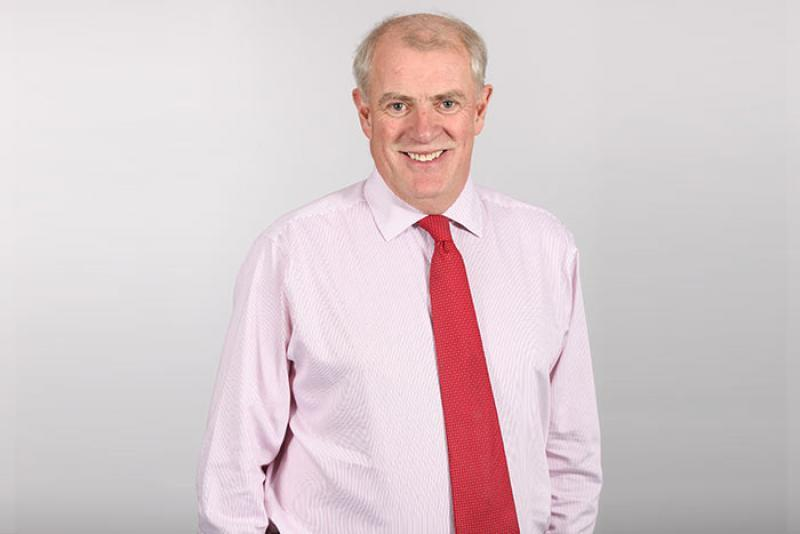Premier Oil chief executive Tony Durrant