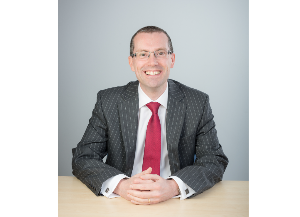 Peter Murray, head of corporate, Ledingham Chalmers