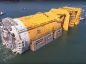 VIDEO: The mighty Statoil Aasta Hansteen travels in style