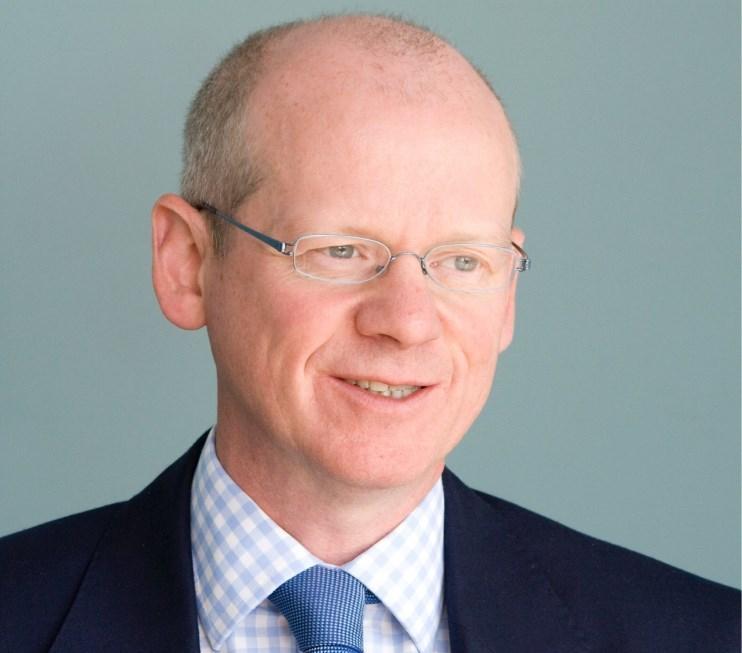 Alan McCrae, PwC energy leader.