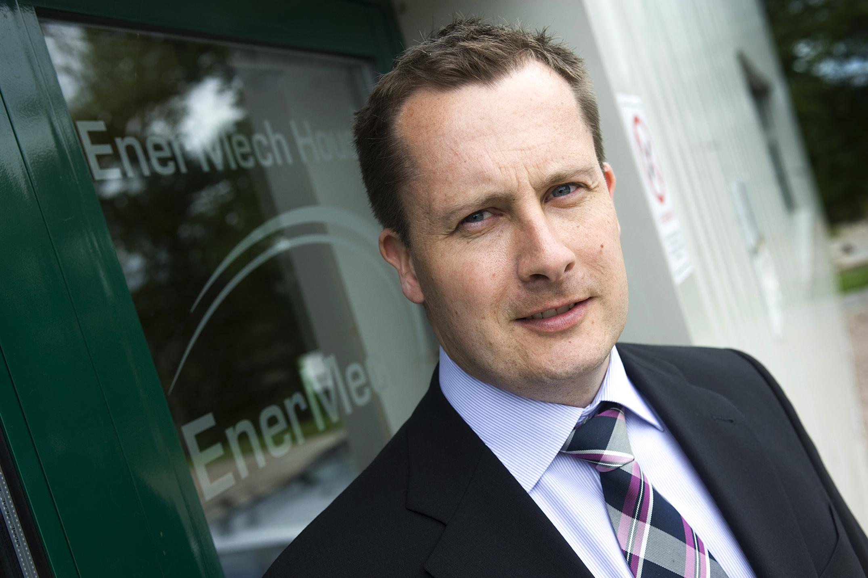 EnerMech AS general manager Trond Møller.