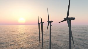 North Sea could be site of multi-billion Danish offshore wind island