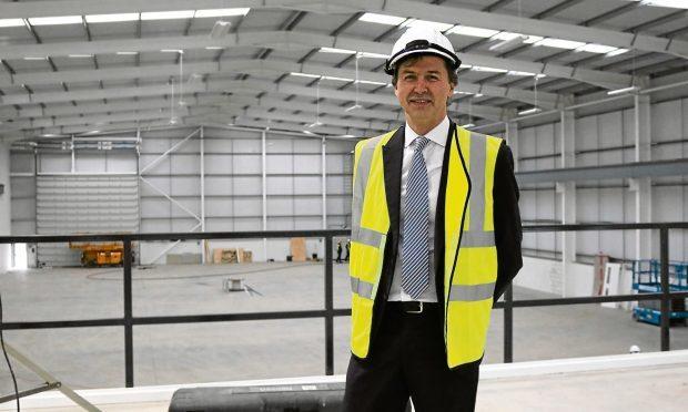 Pryme Group CEO Angus Gray.