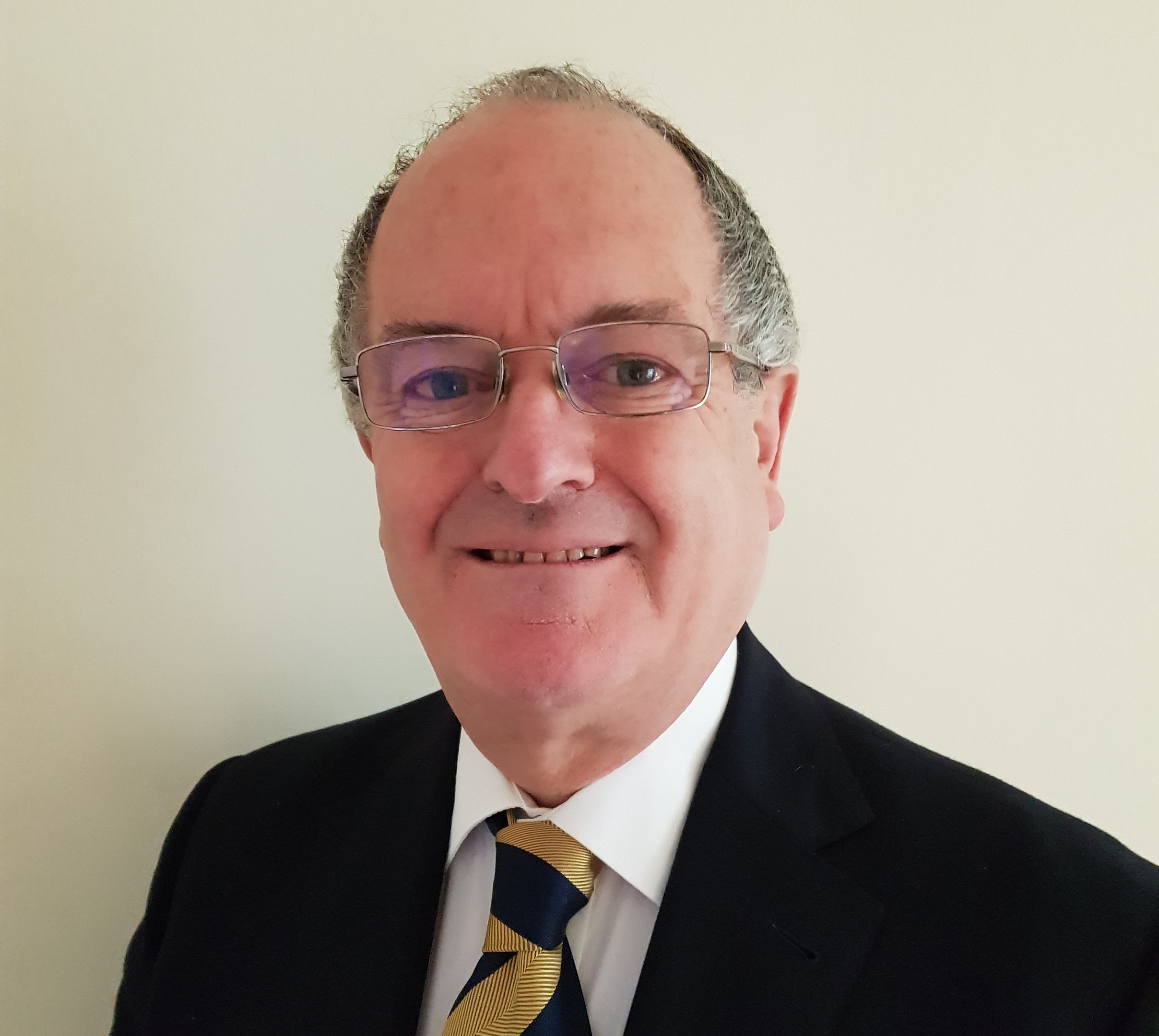 New EIC chairman, Hugh Saville.