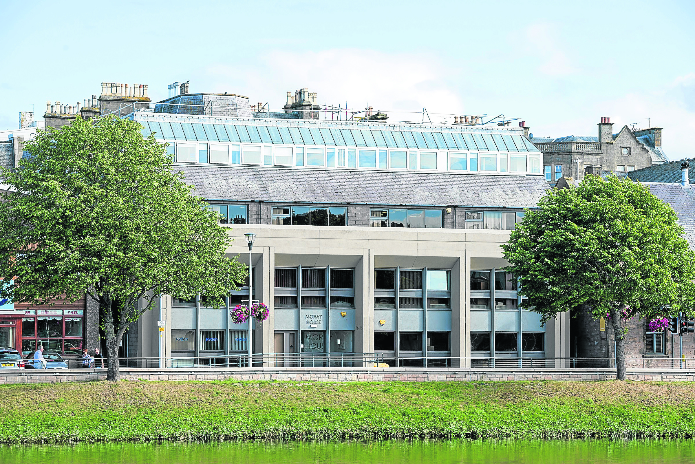 Moray House in Inverness