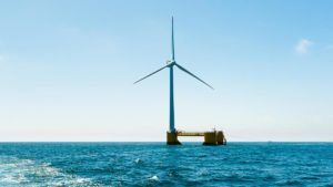 Equinor, Engie, EDPR among floating wind's big investors up to 2025