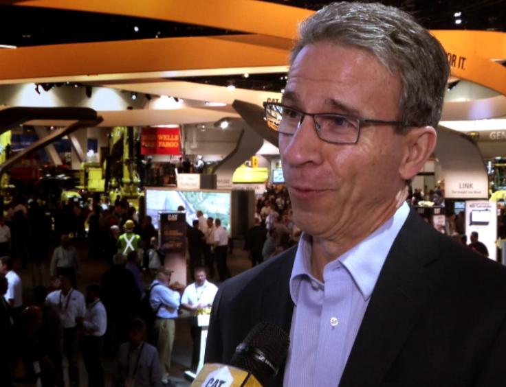 Jim Umpleby, Caterpillar CEO