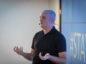 John Hunter speaking at the OGTC's Tech20 event