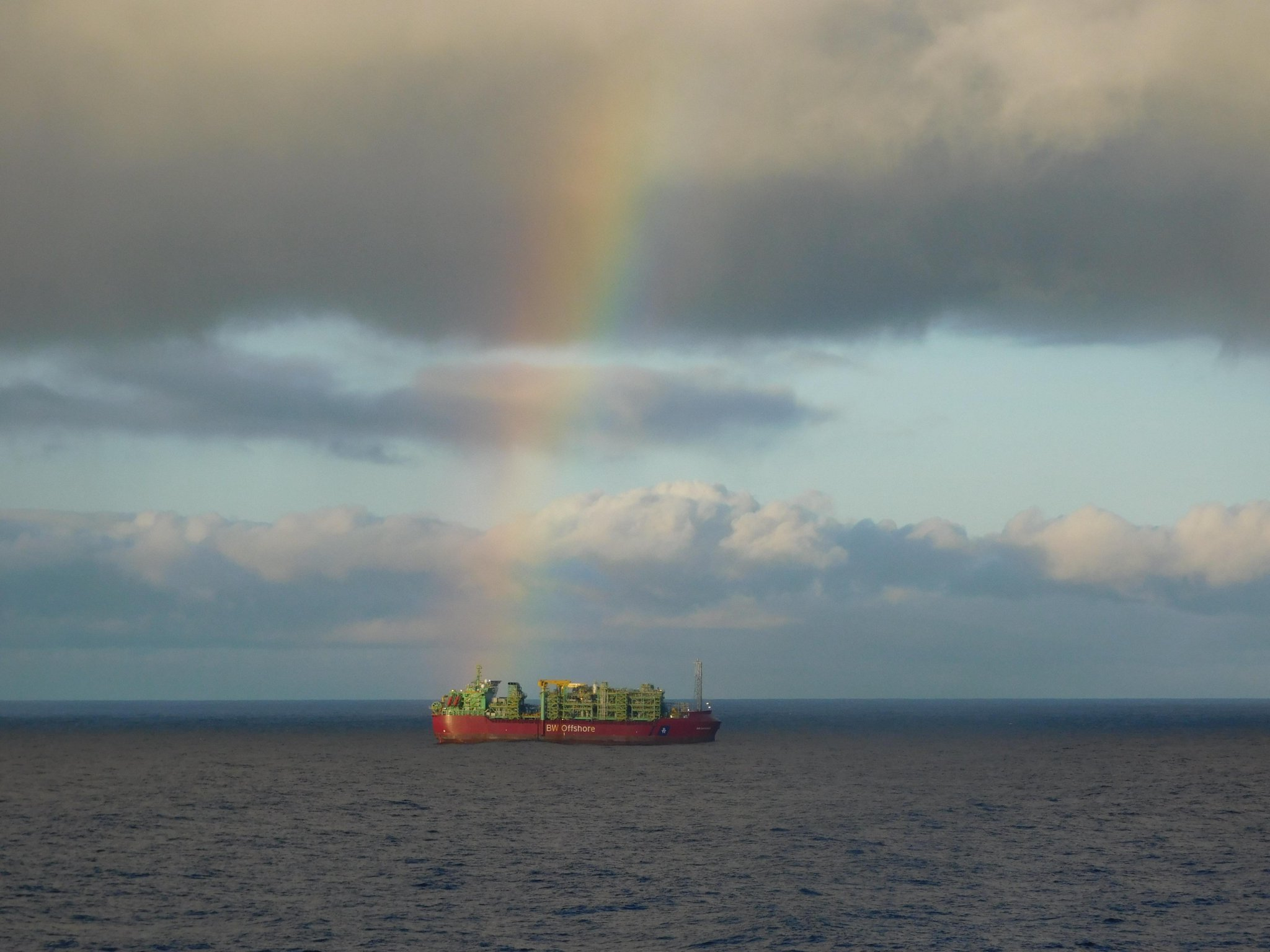 Success for the Catcher FPSO