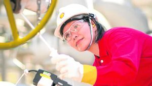 Shell are looking at Scotland for wind investment.