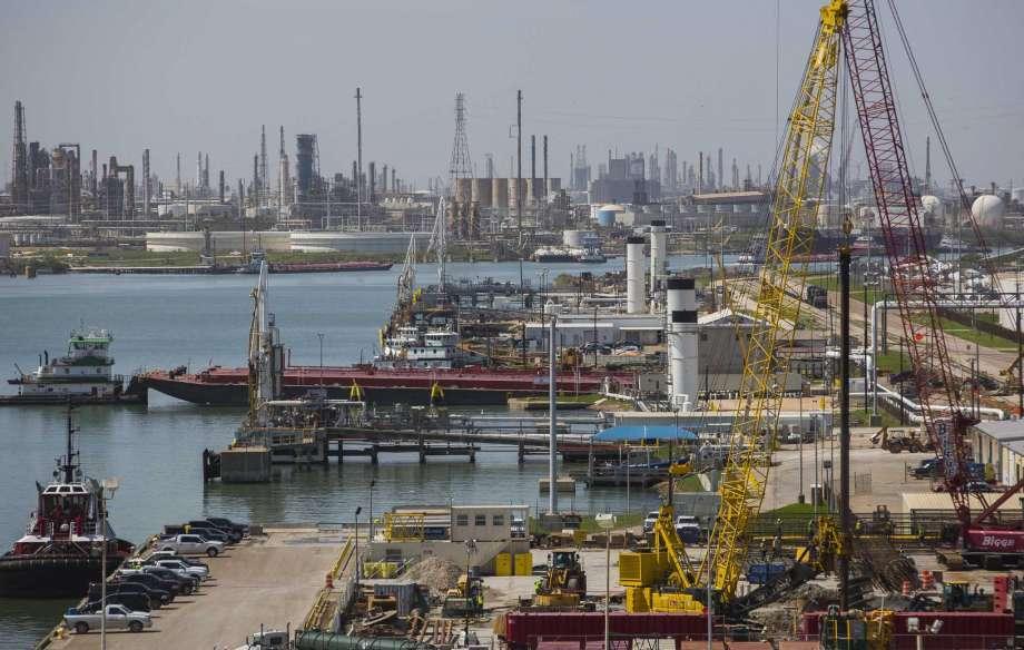 Port of Corpus Christi.