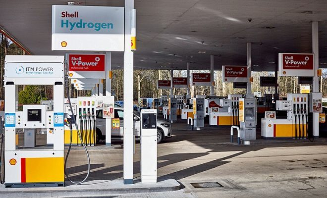 Shell Beaconsfield on the M40 will be the first site in the UK to bring hydrogen under the same canopy as petrol and diesel.