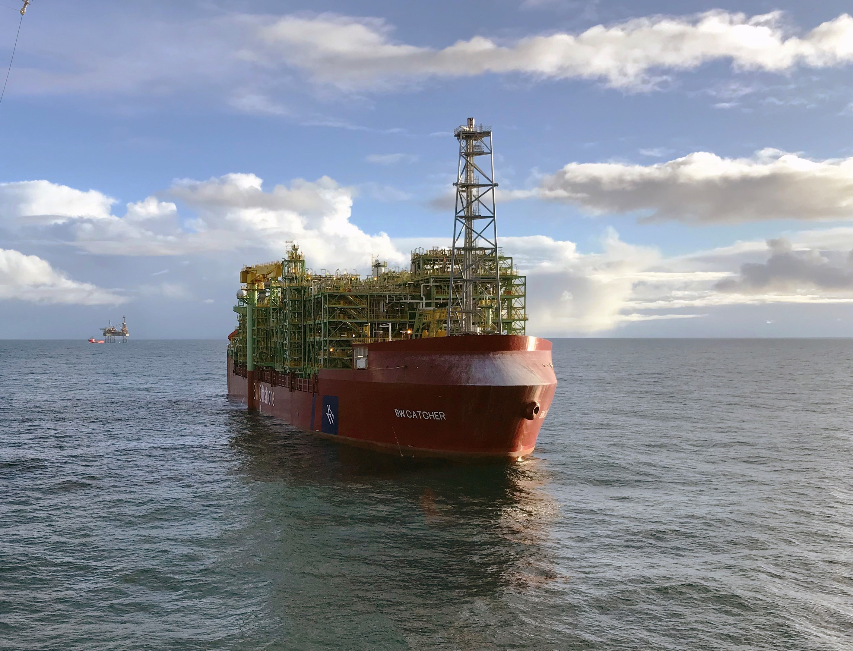 Premier Oil's Catcher FPSO