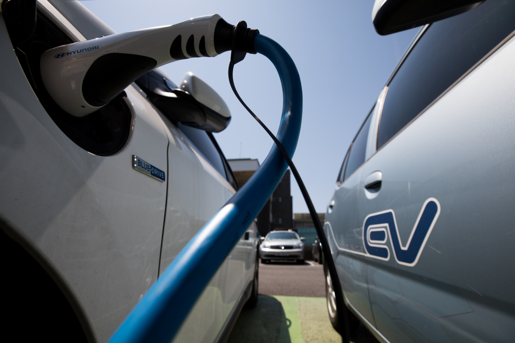 Electric vehicles (EVs).