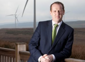Scottish Power boss calls out smaller rivals on 'green' credentials
