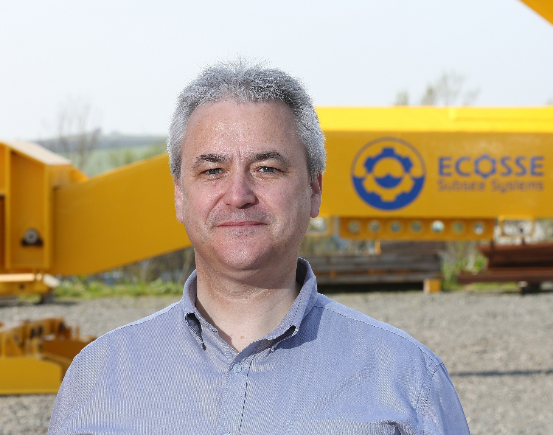 Michael Cowie Technical Director Ecosse Subsea Systems Ltd
